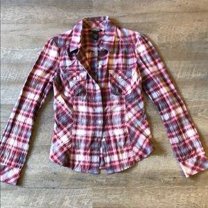 Lucky Brand Long-Sleeve Flannel